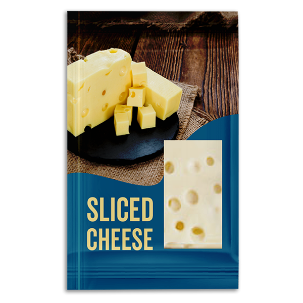 Natural Sliced Cheese