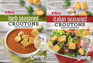 Transcontinental Robbie Tops Herb Seasoned Croutons