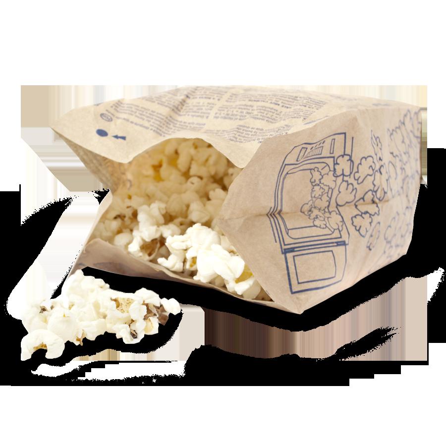 Microwave Popcorn Bags & Films