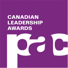 2019 PAC Canadian Leadership Awards logo