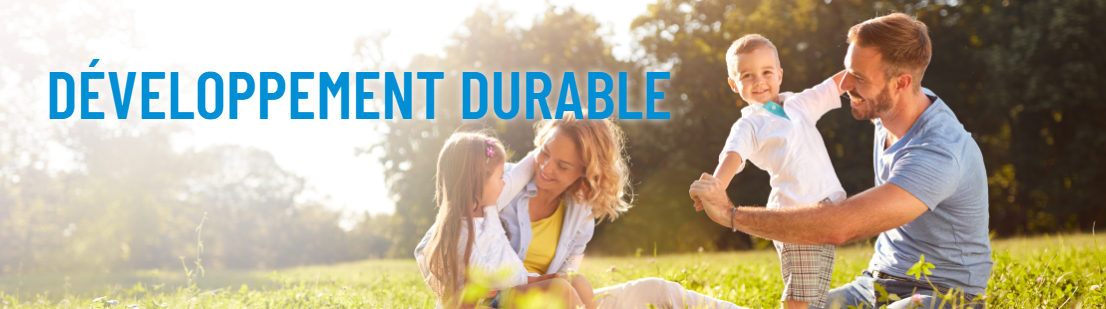 Nouvelle section Web sur l'emballage durable