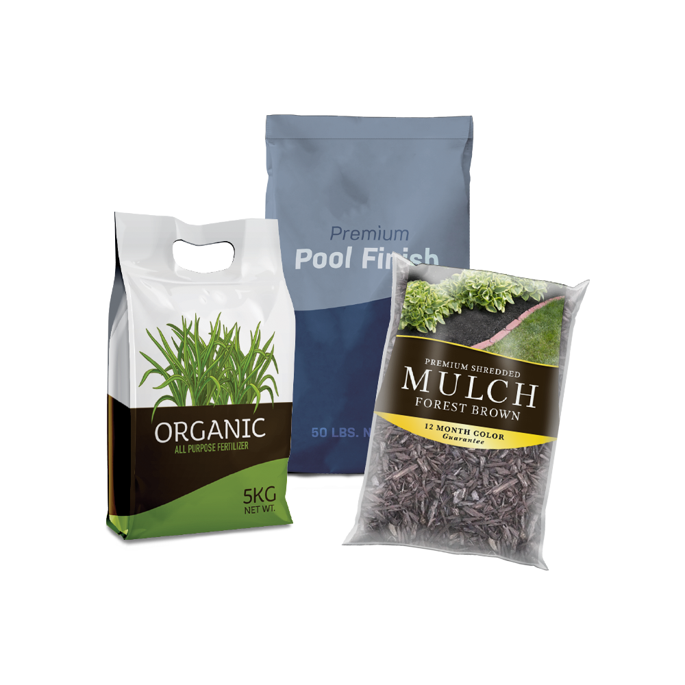 Lawn and garden packaging solutions