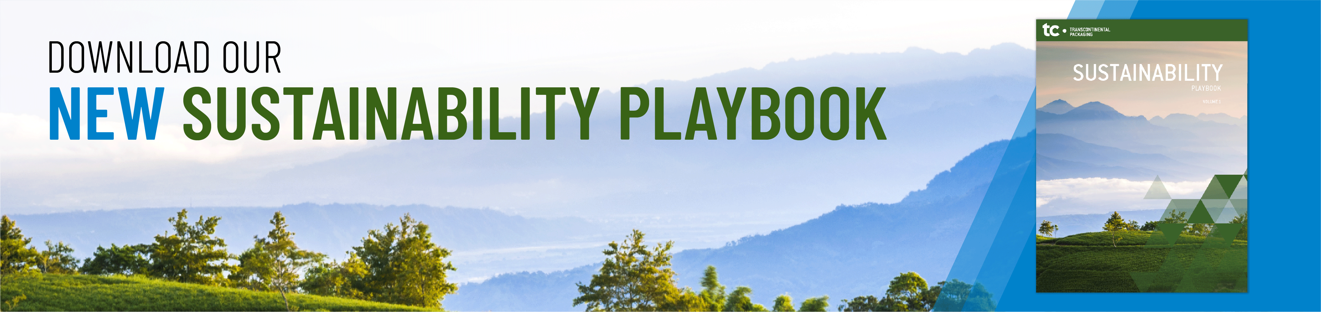 Sustainability Playbook - TC Transcontinental